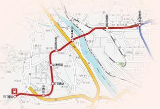 S1线6号线西延 明年年底开通