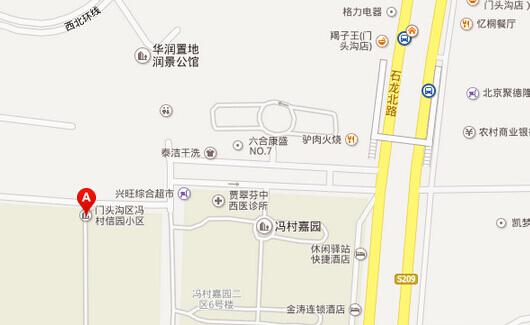 冯村信园小区
