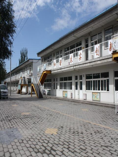 军庄中心小学